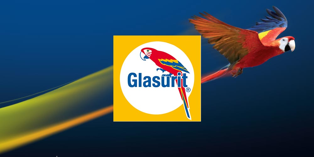 Glasurit - Väritikka